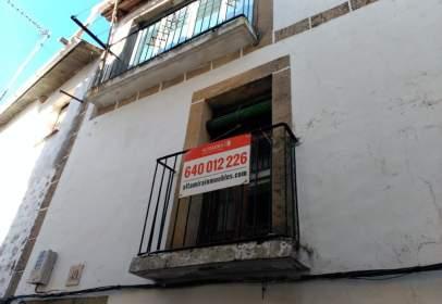 Casa en calle Barquilla, nº 19